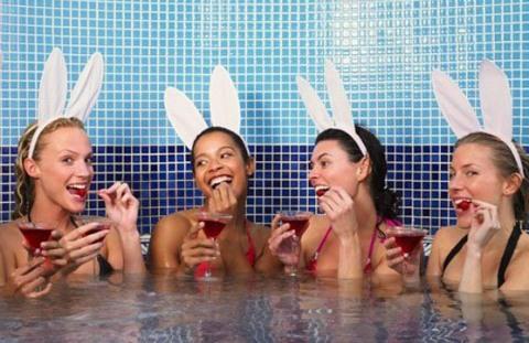Фото девушек с корпоративов из бани и сауны фото 257-660