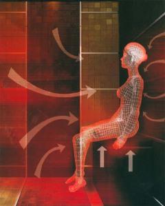 В турмалиновой сауне происходит омоложение организма — начиная с регенерационных процессов внутри органов и заканчивая улучшением качества кожи лица и тела.