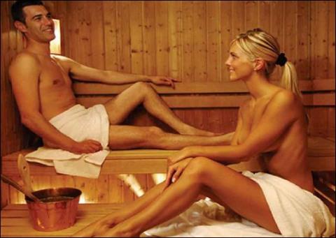 Супруги в бане сауне онлайн фото 167-969