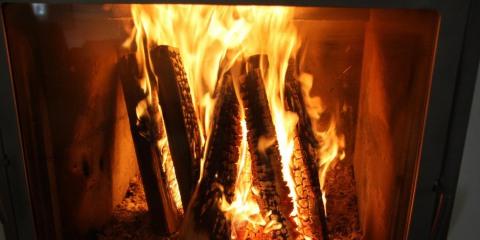 Важно не то, как горят дрова, а насколько эффективно они отдают тепло