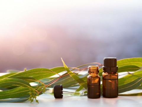 Для усиления антисептического действия пара можно использовать смесь масел ромашки, шалфея, эвкалипта.