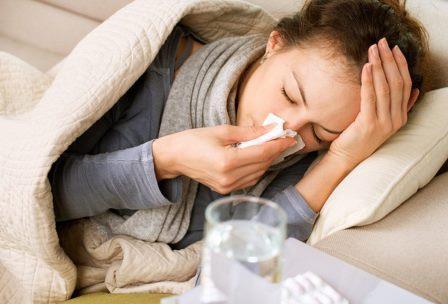 Парная полезна взрослых и детям при остаточном кашле и насморке.