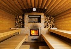 Проверьте дымоход на тягу воздуха, чтобы продукты горения не задерживались в помещении.