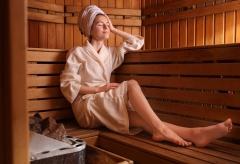 Баня после родов поможет организму восстановиться после перенесенного стресса.