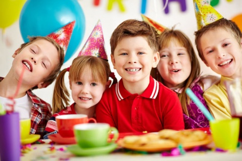 Детский день рождения в Видном