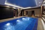 бассейн с гейзером