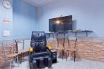 Гостиная с TV, массажное кресло