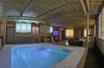 гостиная, бассейн