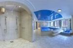 душ, бассейн